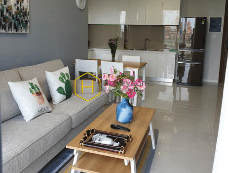 MAP15 1 result Experience great lifestyle with this 2 bedrooms-apartment in Masteri An Phu