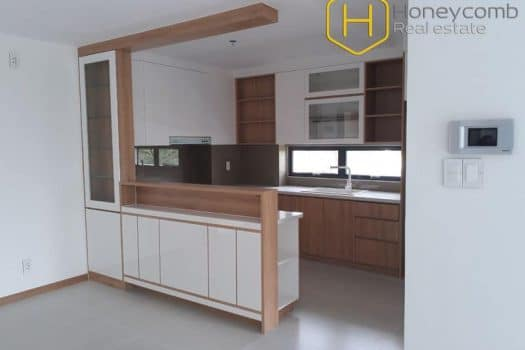Unfurnished with 3 bedrooms in New City Thu Thiem 10 - Apartment for rent in HCMC - honeycomb.com.vn
