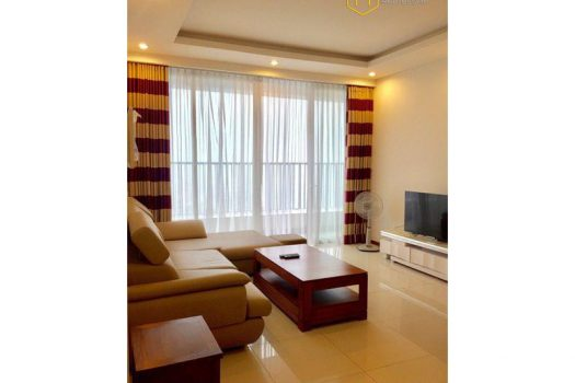 What do you think about this magnificent 2 bedrooms-apartment in Thao Dien Pearl ? 10 - Apartment for rent in HCMC - honeycomb.com.vn
