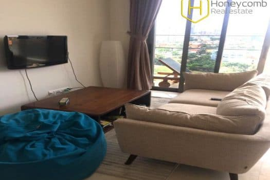 Apartment for rent in HCMC - Good price 2 bedroom apartment in The Nassim Thao Dien 9 - honeycomb.com.vn