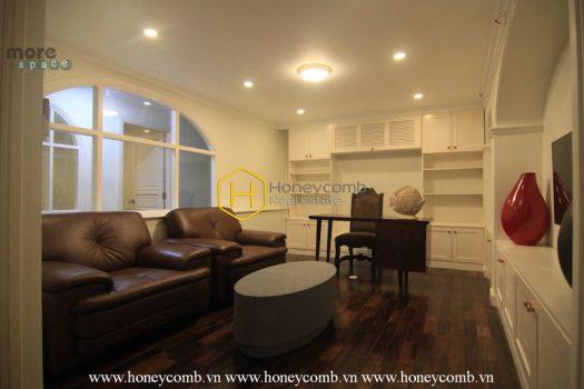 VD42 10 result Luxury 5-bedroom duplex apartment for rent in Vista Verde for rent