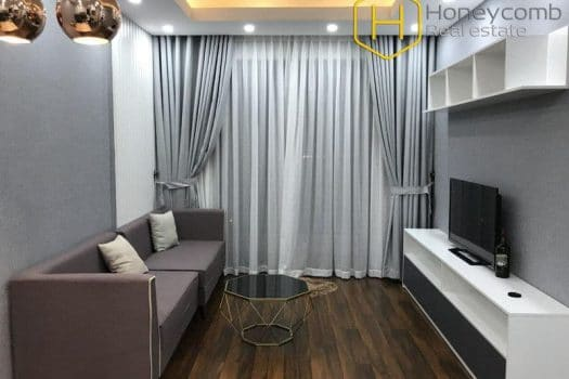 3 bedrooms for rent with fully furnished ,nice view in Wilton Tower 11 - Apartment for rent in HCMC - honeycomb.com.vn