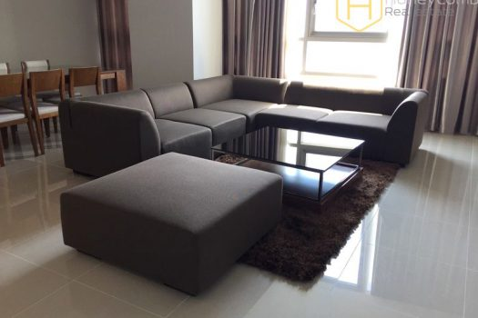 Apartment for rent in HCMC - Xi Riverview Palace Palace full furnished 185sqm for rent 9 - honeycomb.com.vn