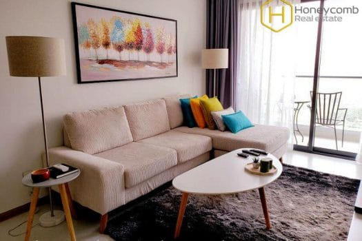 Apartment for rent in HCMC - Spacious Modern Living with 3 beds apartment in New City 10 - honeycomb.com.vn