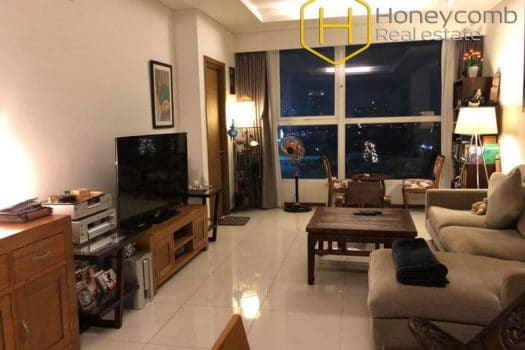 Good furniture with 2 bedroom apartment in Thao Dien Pearl for rent 8 - Apartment for rent in HCMC - honeycomb.com.vn