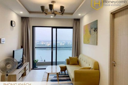 Apartment for rent in HCMC - Modern Lifestyle with 3 bedrooms apartment in New City thu Thiem 11 - honeycomb.com.vn
