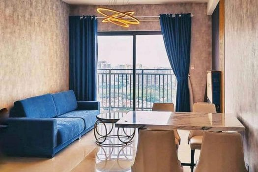 Surprise with cheap 3-bedroom apartment in The Sun Avenue 7 - Apartment for rent in HCMC - honeycomb.com.vn