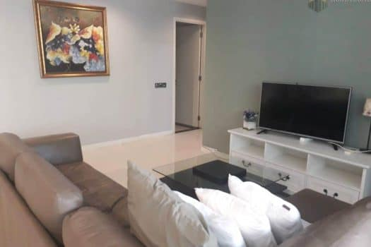 Apartment for rent in HCMC - 3 bedrooms apartment with nice furniture in The Estella for rent 2 - honeycomb.com.vn