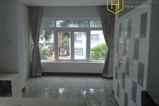 The 5 bedrooms-villa is very convenient at District 2 12 - Apartment for rent in HCMC - honeycomb.com.vn