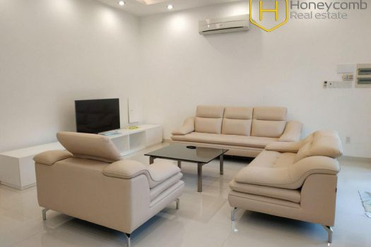 Awesome !! This wonderful villa tailored to your highest standards at District 2 1 - Apartment for rent in HCMC - honeycomb.com.vn