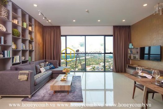 AS45 www.honeycomb 8 result Luxury design 3 beds apartment in The Ascent Thao Dien