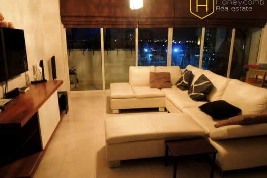 Apartment for rent in HCMC - Two bedroom apartment for rent in Estella, district 2. 5 - honeycomb.com.vn