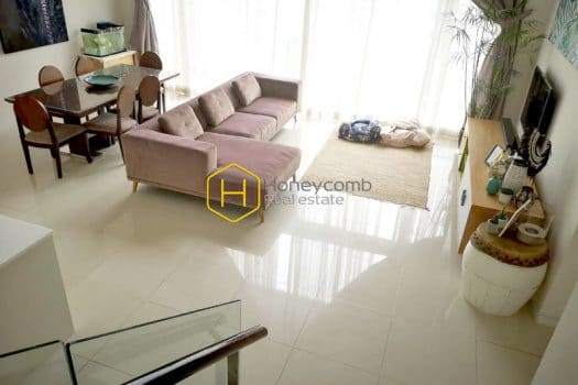 ES846 4 result Penthouse 4 bedoom apartment with full furnished in The Estella