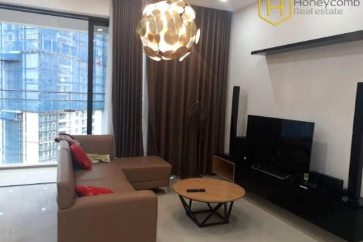 Apartment for rent in HCMC - The Estella Heights 3 beds apartment with high floor for rent 8 - honeycomb.com.vn