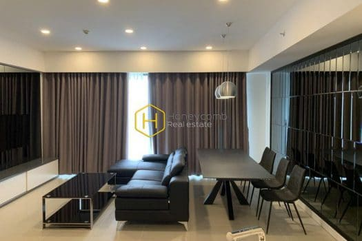 GW78 10 result 2 bedroom apartment for rent with spacious space in The Gateway Thao Dien