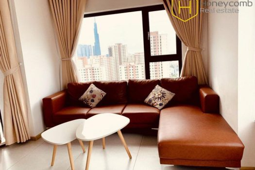 Blending luxury & sophistication to create this 3 bedrooms-apartment in New City 6 - Apartment for rent in HCMC - honeycomb.com.vn