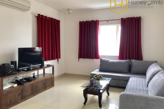 Are you seeking an unfurnished 3 bedroom-apartment with nice view in River Garden ? 2 - Apartment for rent in HCMC - honeycomb.com.vn