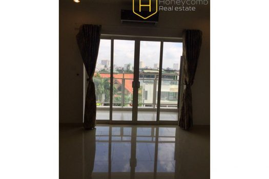 Are you seeking an unfurnished 3 bedroom-apartment with nice view in River Garden ? 1 - Apartment for rent in HCMC - honeycomb.com.vn