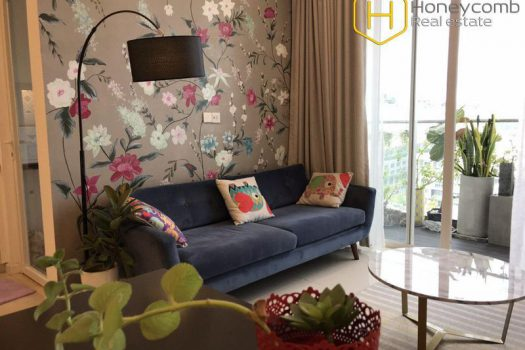 SL09 www.honeycomb.vn 8 result The 2 bedroom-apartment with Shabby Chic style is very special at Sala Sarimi