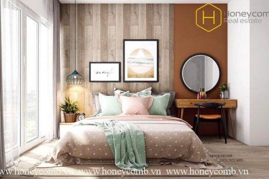 Wonderful 2 beds apartment with high floor in The Ascent for rent 11 - Apartment for rent in HCMC - honeycomb.com.vn