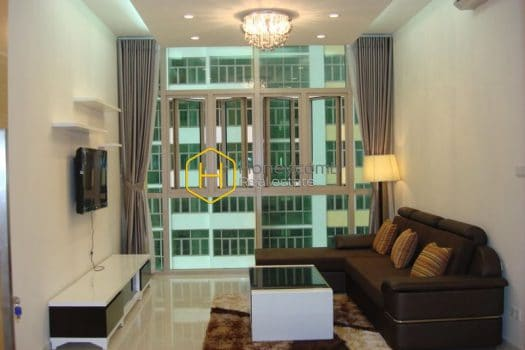 VT202 1 result The 2 bedrooms-apartment with cozy decoration in The Vista
