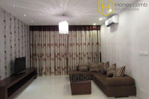 Apartment for rent in HCMC - Substantial and adorable 2 bedrooms apartment in The Vista An Phu 4 - honeycomb.com.vn