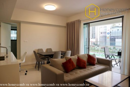 Apartment for rent in HCMC - Delightful and enchanting 2 bedrooms apartment in Gateway Thao Dien 9 - honeycomb.com.vn