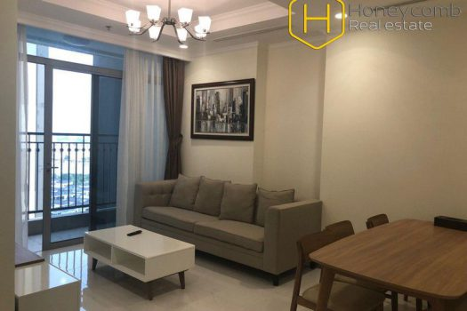 Apartment for rent in HCMC - Two bedrooms apartment in Vinhomes Central Park for rent 7 - honeycomb.com.vn