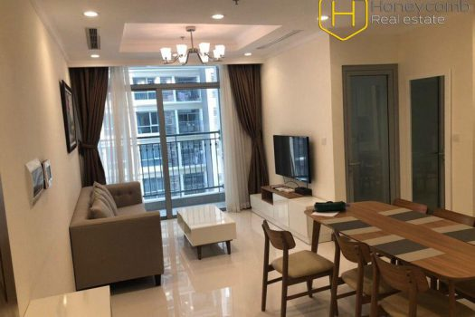 Apartment for rent in HCMC - 2-bedroom apartment luxury in Vinhomes Central Park for rent 12 - honeycomb.com.vn