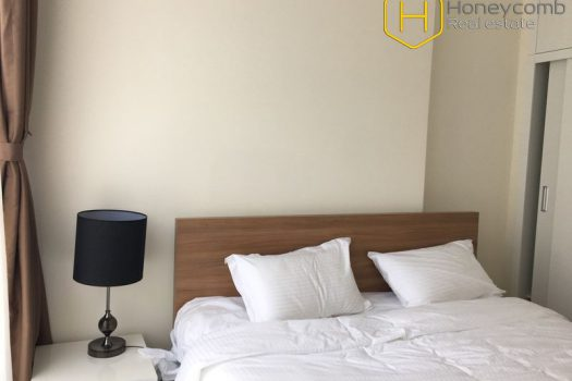 Apartment for rent in HCMC - Delicate with 1 bedrooms apartment in Vinhomes Central Park for rent 14 - honeycomb.com.vn