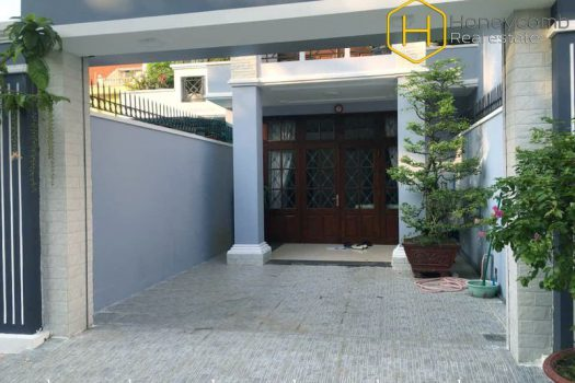 The cozy and elegant 3 bed-villa for lease at District 2 4 - Apartment for rent in HCMC - honeycomb.com.vn