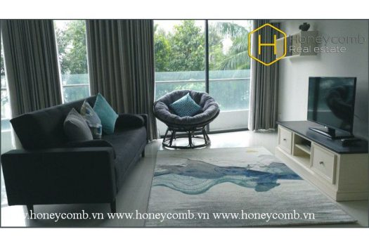 2 bedrooms apartment with nice view in City garden for rent 11 - Apartment for rent in HCMC - honeycomb.com.vn