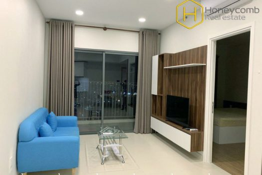 The gracious and convenient 2 bedroom-apartment at Masteri Thao Dien 22 - Apartment for rent in HCMC - honeycomb.com.vn