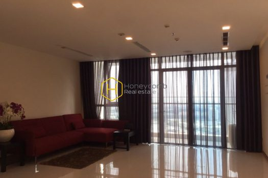 VH307 2 result The 3 bed-apartment with spacious and good-looking design from Vinhomes Central Park