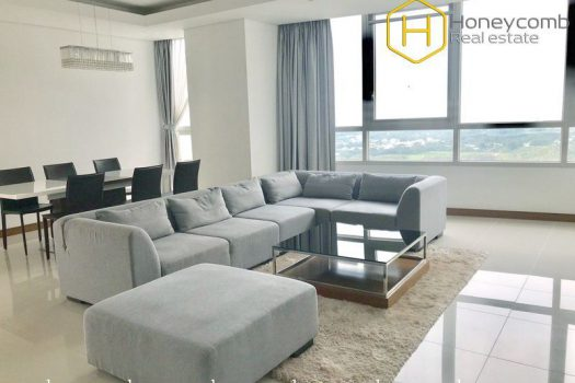 Discover Riverside Apartment 3 bedrooms in Xi Riverview Palace 4 - Apartment for rent in HCMC - honeycomb.com.vn