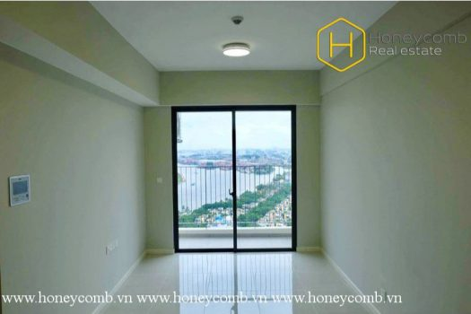 How do you feel about this spacious 2 bed-apartment without furniture at Masteri An Phu ? 5 - Apartment for rent in HCMC - honeycomb.com.vn