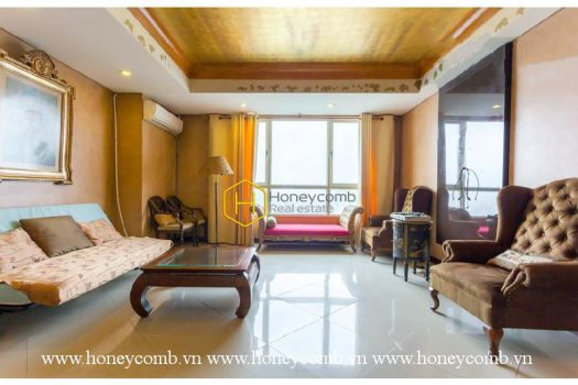 MN2 www.honeycomb.vn 1 result The 2 bed-apartment with high-class furniture and renaissance design at The Manor