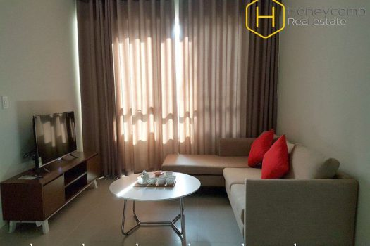 The pleasing and ingenious 2 bed-apartment from Masteri Thao Dien for lease 8 - Apartment for rent in HCMC - honeycomb.com.vn