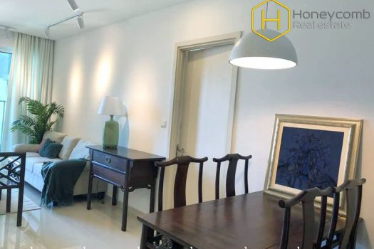 The alluring 2 bed-apartment with the best price at Vista Verde 2 - Apartment for rent in HCMC - honeycomb.com.vn
