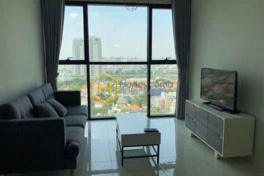 AS20 4 result 1 Two bedrooms apartment high floor in The Ascent for rent