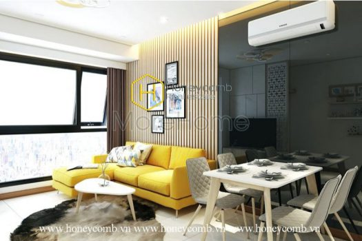 PP27 www.honeycomb.vn 3 result Fully furnished with river view apartment in Pearl Plaza