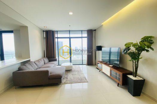 NEN A spacious apartment with open living space in City Garden
