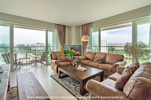 DI126 www.honeycomb.vn 1 result 5 Super spacious with stunning design apartment for rent in Diamond Island