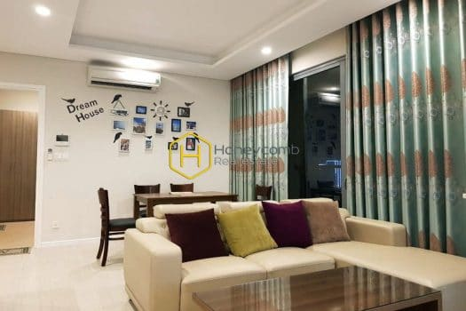 DI130 WWW.honeycomb 6 result Complete modern living with this urban style apartment in Diamond Island for rent