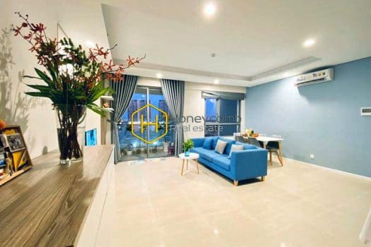 DI131.WWW 3 result Beautiful interior design apartment in Diamond Island for rent - Great choice for families