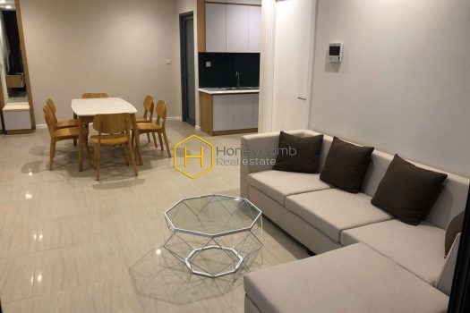 DI132 www.honeycomb.vn 2 result HIgh class apartment with Western style in Diamond Island for rent