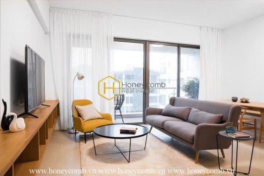 GW165 www.honeycomb.vn 2 result Modern and minimalist design apartment for rent in Gateway