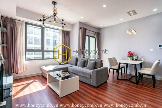 MTD325 www.honeycomb.vn 1 result 9 Geart! 2 bedroom apartment for rent in Masteri, high floor