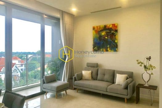 NS14 www.honeycomb.vn 12 result Fully furniture 3 bedroom apartment in The Nassim Thao Dien