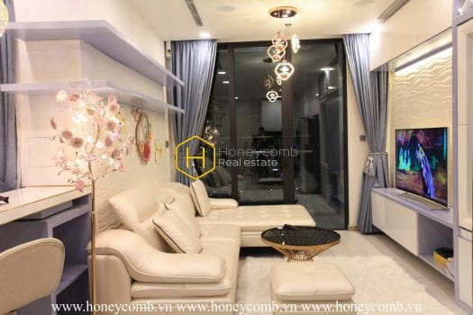 VGR237 www.honeycomb 6 result Fully-equipped with smart furniture apartment for rent in Vinhomes Golden River